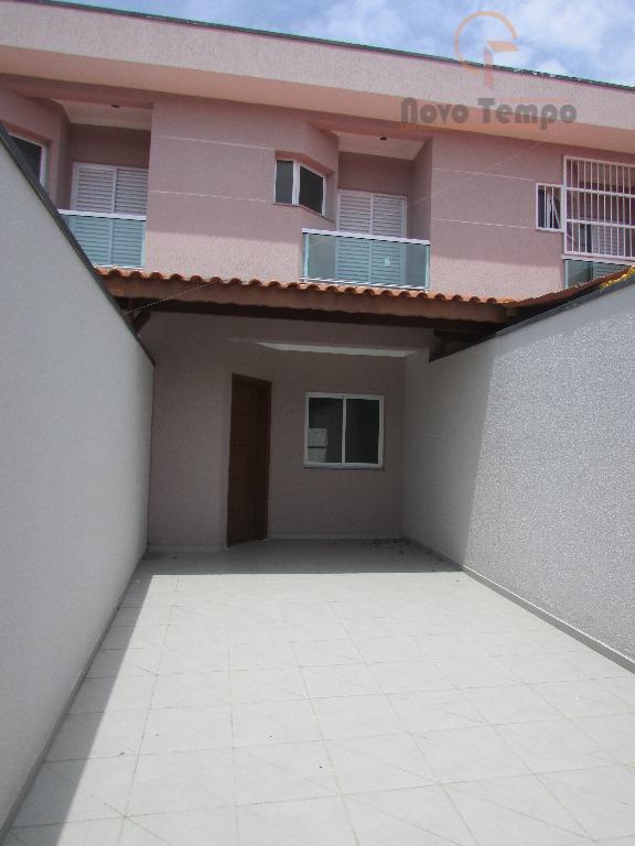 Sobrado residencial à venda, Vila Curuçá, São Paulo.