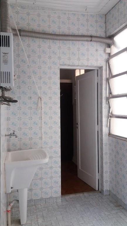 rua barata ribeiro - apartamento com 101 m2, andar alto, composto por salão, 3 quartos com...
