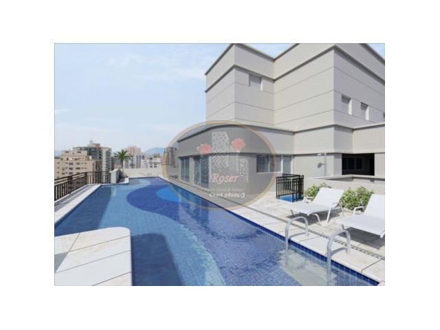 Apartamento de 3 dormitórios em Gonzaga, Santos - SP