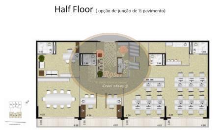 Sala em Gonzaga, Santos - SP
