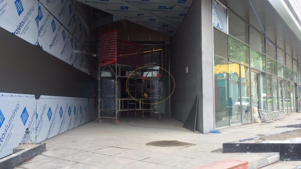 Sala à venda em Valongo, Santos - SP