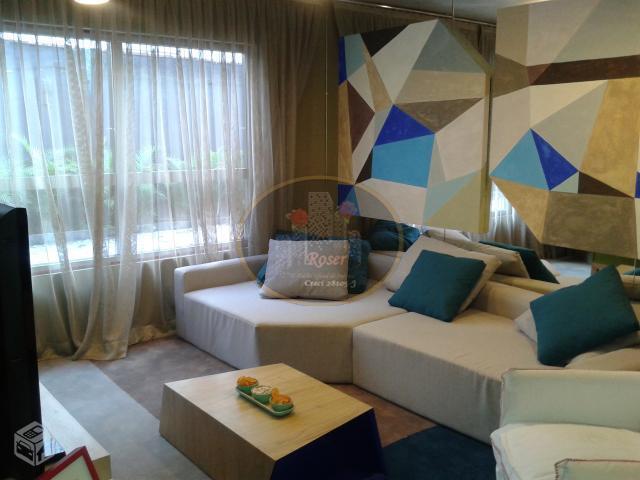 Apartamento de 2 dormitórios em Embaré, Santos - SP
