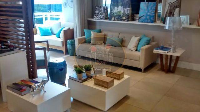 Apartamento de 3 dormitórios em José Menino, Santos - SP
