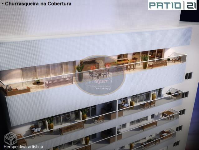 Apartamento de 2 dormitórios à venda em Boqueirão, Santos - SP