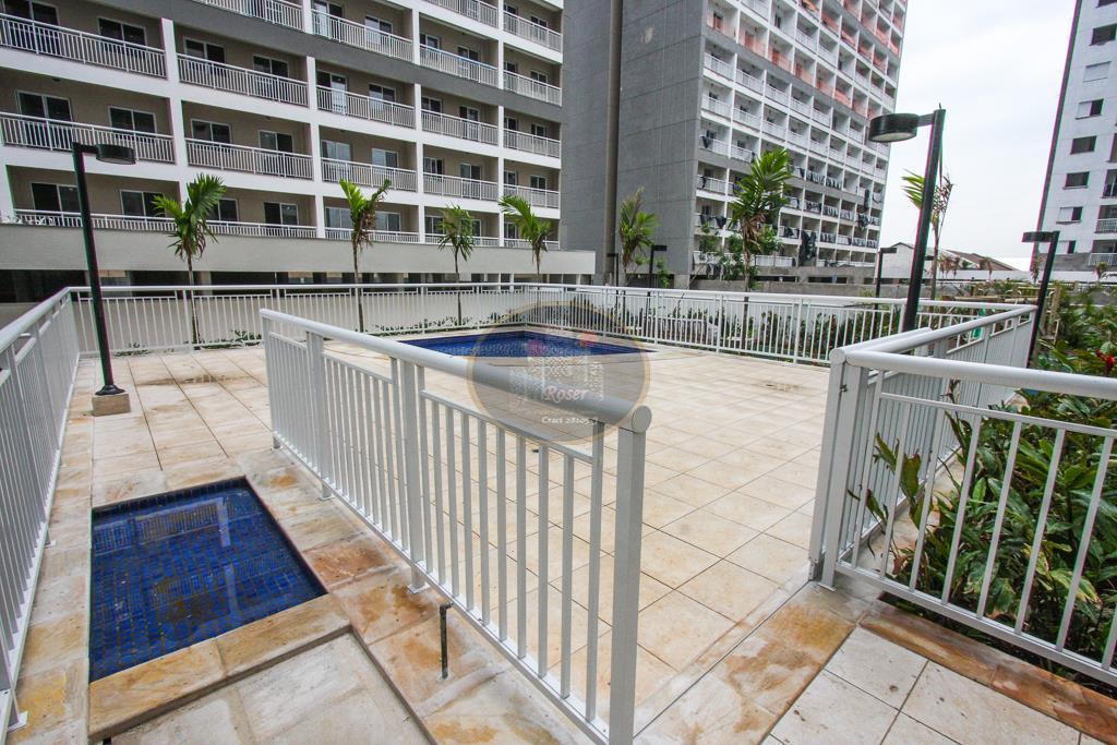 Apartamento de 1 dormitório em Vila Matias, Santos - SP