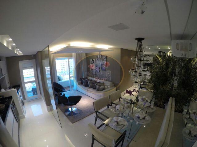 Apartamento Duplex de 1 dormitório à venda em Gonzaga, Santos - SP