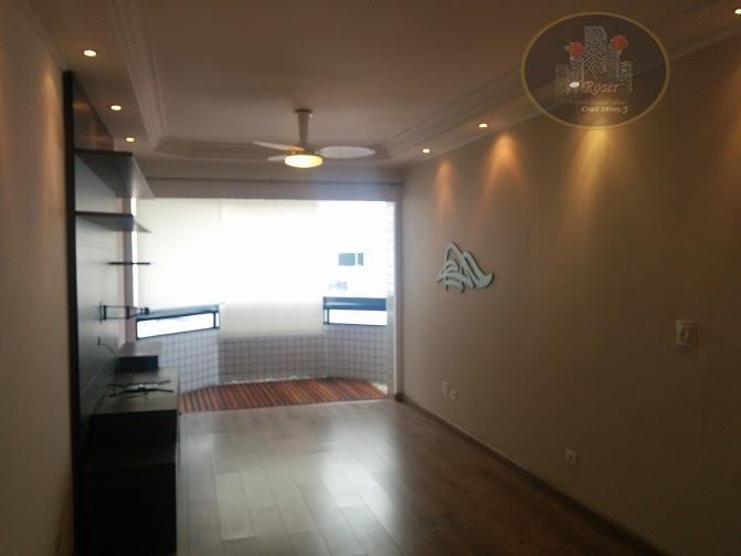 Apartamento de 3 dormitórios em Ponta Da Praia, Santos - SP