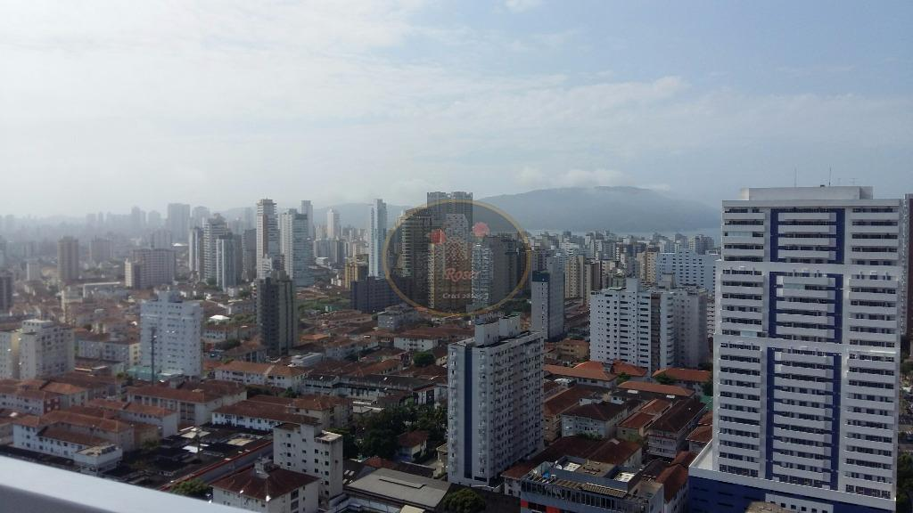Apartamento de 2 dormitórios em Boqueirão, Santos - SP
