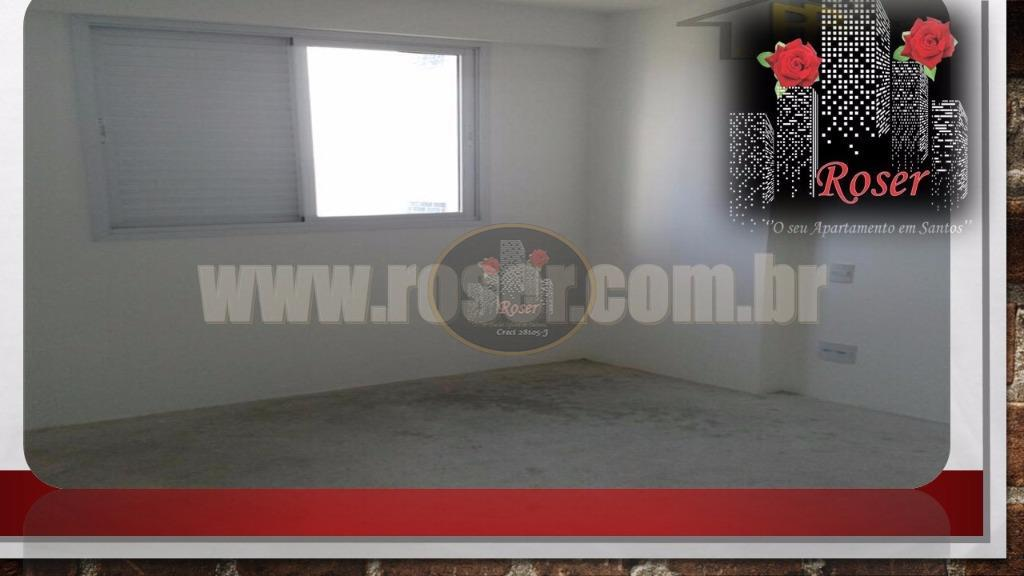 Apartamento de 1 dormitório à venda em Ponta Da Praia, Santos - SP