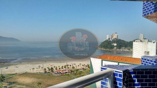 Apartamento de 2 dormitórios à venda em Itararé, São Vicente - SP