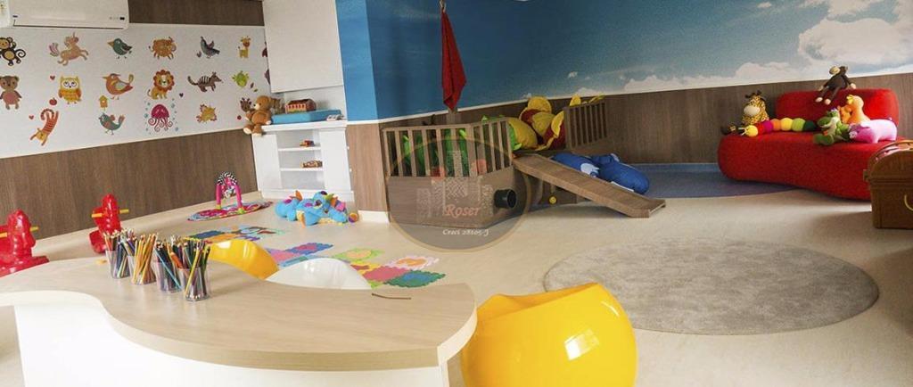 Apartamento de 1 dormitório em Ponta Da Praia, Santos - SP