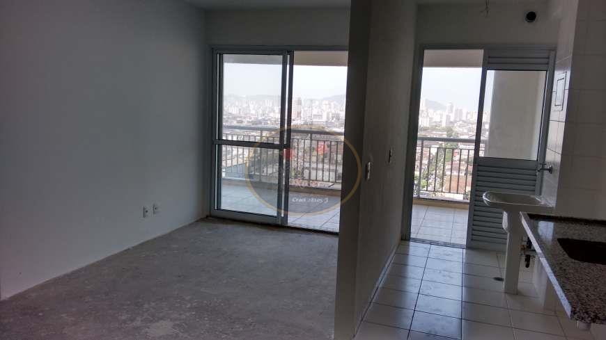 Apartamento de 3 dormitórios à venda em Vila Matias, Santos - SP
