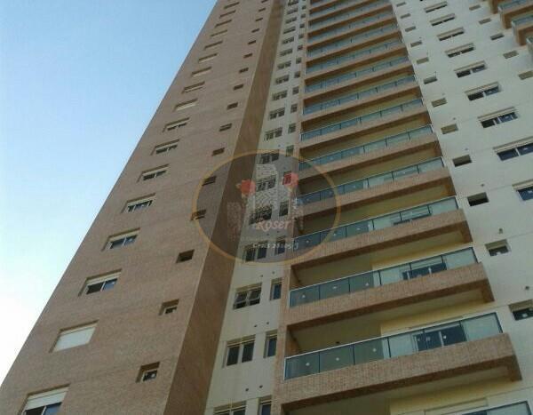 Apartamento de 3 dormitórios em Macuco, Santos - SP