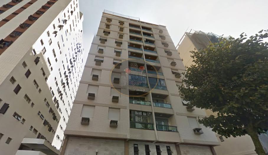 Apartamento de 4 dormitórios em Aparecida, Santos - SP
