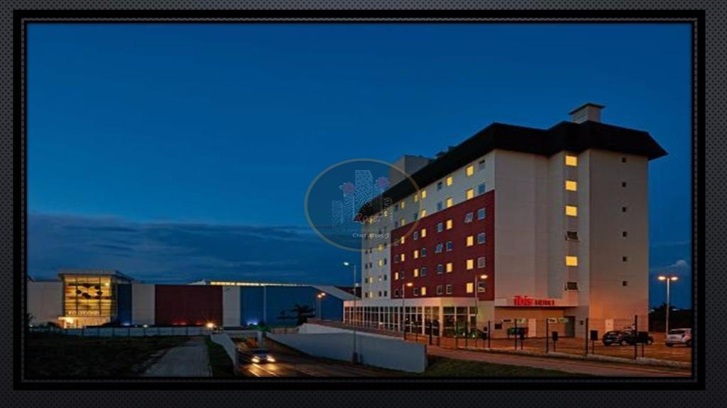 Hotel de 1 dormitório à venda em Centro, Londrina - PR