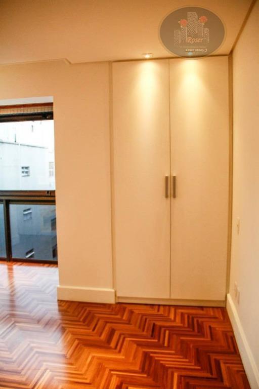 Apartamento Duplex de 3 dormitórios em Boqueirão, Santos - SP