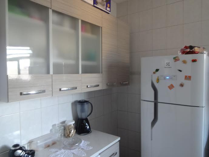 Apartamento de 2 dormitórios em Saboó, Santos - SP