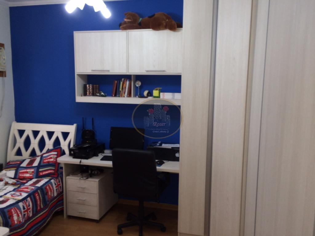 Sobrado de 3 dormitórios à venda em Aparecida, Santos - SP