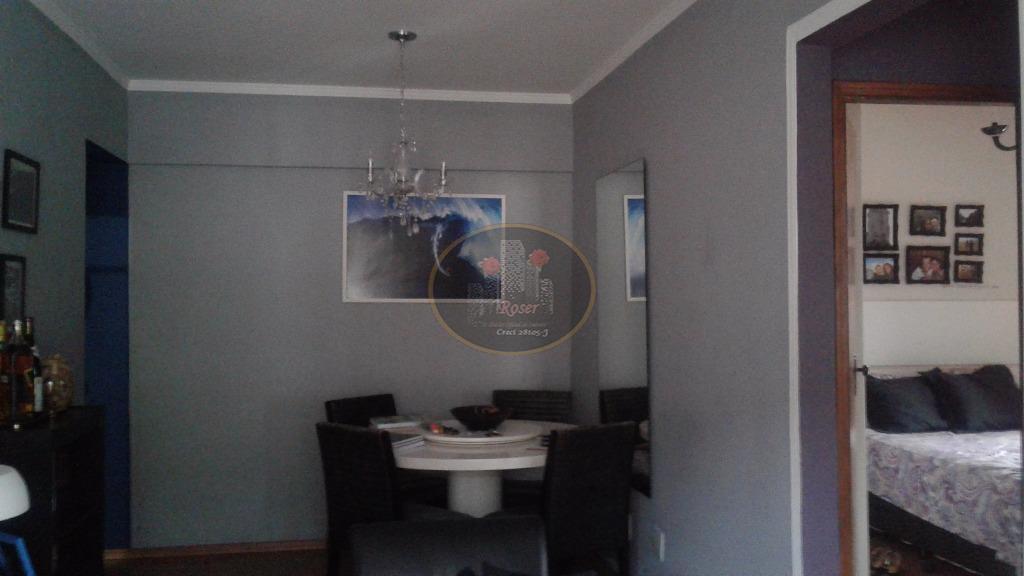 Apartamento de 2 dormitórios à venda em Estuário, Santos - SP