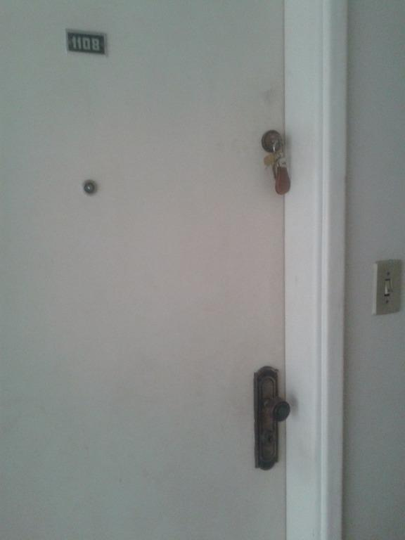 Apartamento de 1 dormitório em Centro, São Vicente - SP