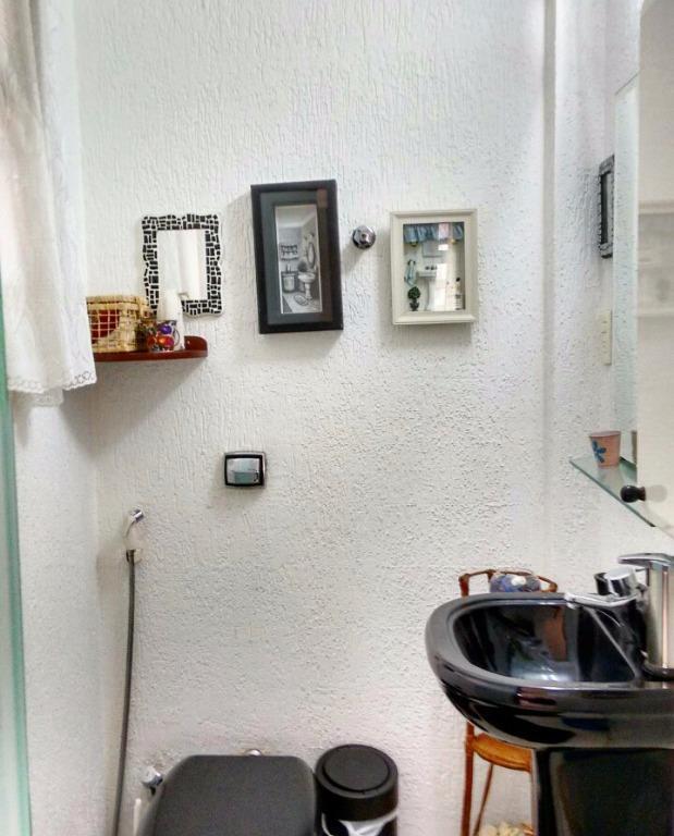 Cobertura de 2 dormitórios à venda em Aparecida, Santos - SP