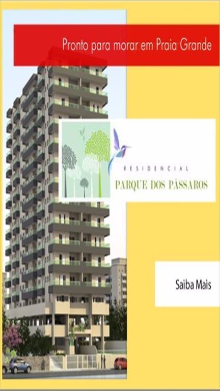 Apartamento de 2 dormitórios em Canto Do Forte, Praia Grande - SP