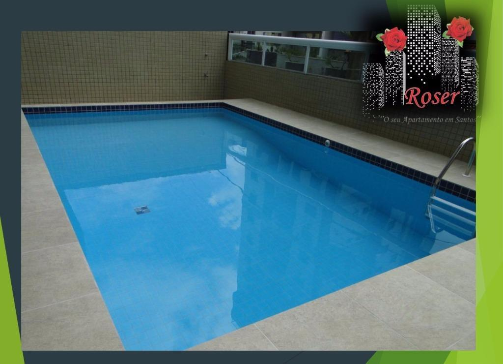 Apartamento de 3 dormitórios à venda em Canto Do Forte, Praia Grande - SP