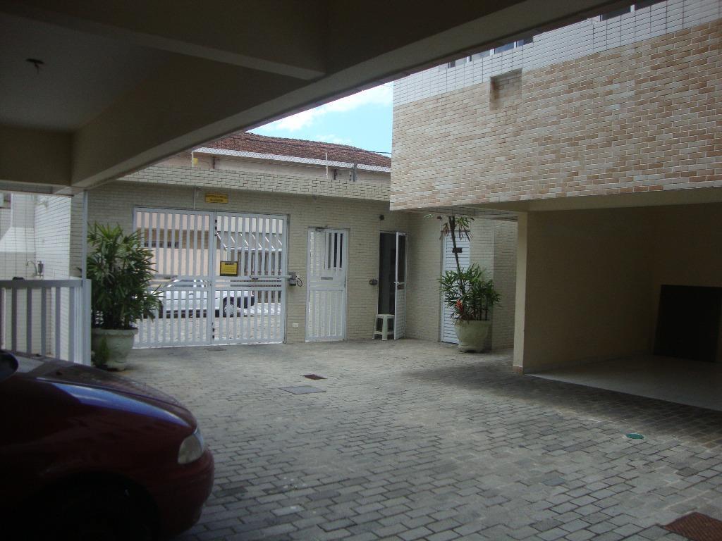 Village de 3 dormitórios em Vila Cascatinha, São Vicente - SP