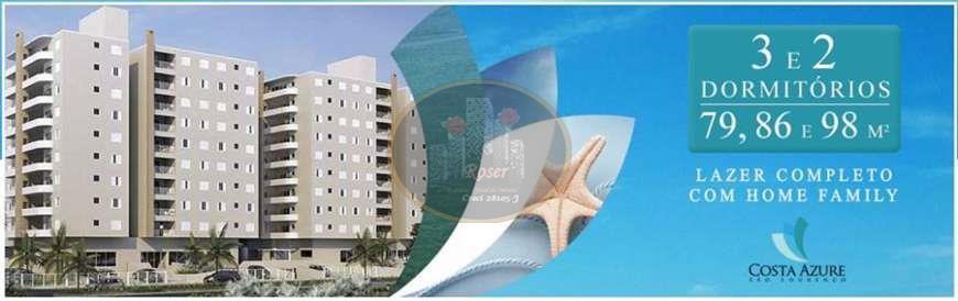 Apartamento de 3 dormitórios em São Lourenço, Bertioga - SP