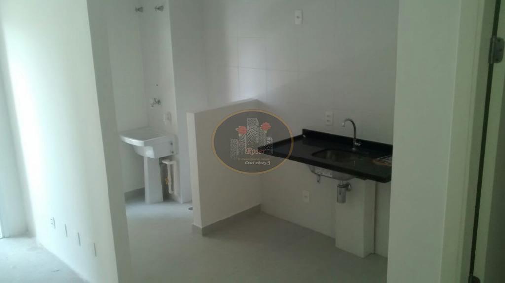 Apartamento Duplex de 1 dormitório em Gonzaga, Santos - SP