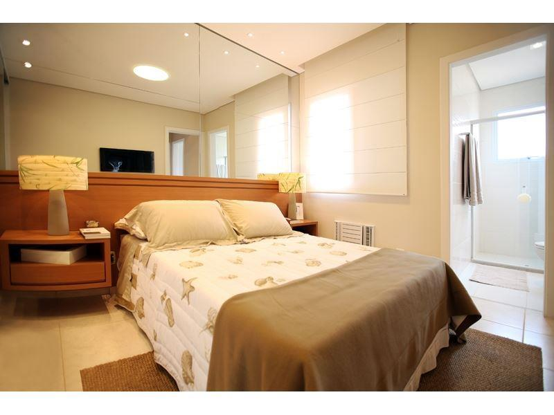 Apartamento de 2 dormitórios em Cidade Ocian, Praia Grande - SP