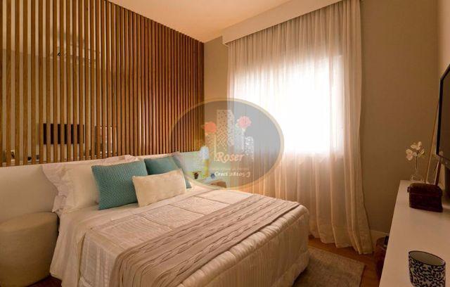 Apartamento de 2 dormitórios em José Menino, Santos - SP