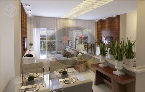 Apartamento de 3 dormitórios à venda em José Menino, Santos - SP