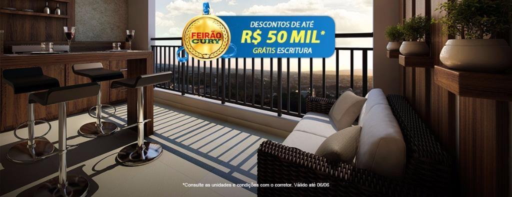 Apartamento de 2 dormitórios em Chácara Agrindus, Taboão Da Serra - SP