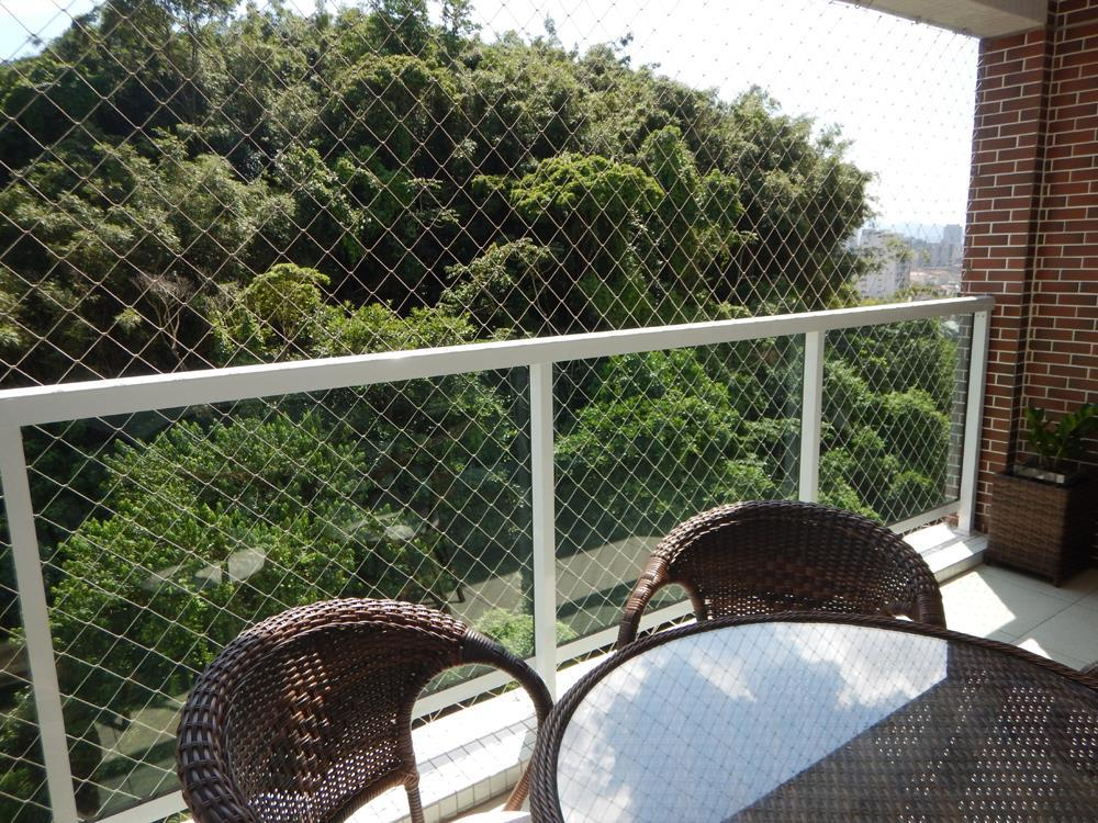 Apartamento de 2 dormitórios à venda em José Menino, Santos - SP