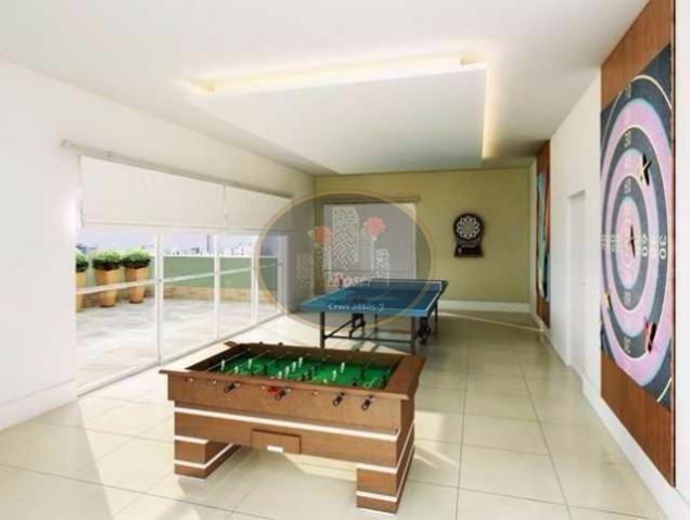 Apartamento de 1 dormitório em Gonzaga, Santos - SP