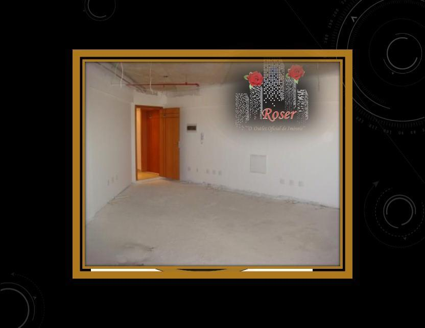 Sala à venda em Campo Grande, Santos - SP