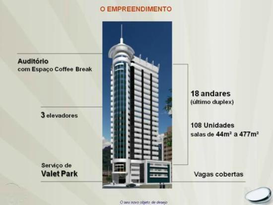 Sala em Campo Grande, Santos - SP