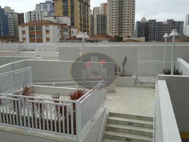 Apartamento de 4 dormitórios em Embaré, Santos - SP