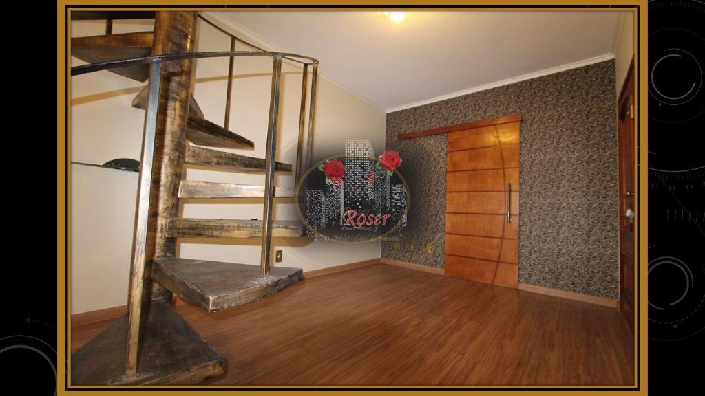 Cobertura de 3 dormitórios à venda em Marapé, Santos - SP