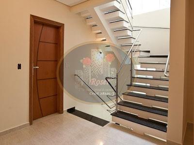 Sobrado de 3 dormitórios à venda em Pompéia, Santos - SP