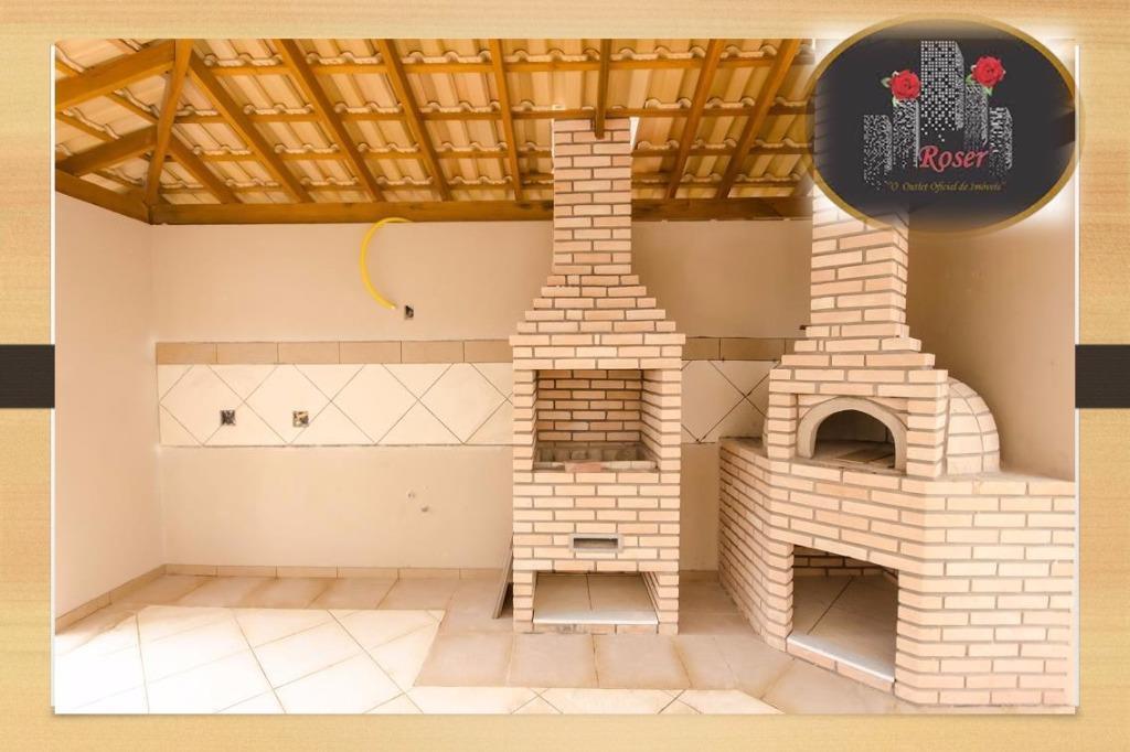 Apartamento de 3 dormitórios em Jardim Bom Tempo, Taboão Da Serra - SP