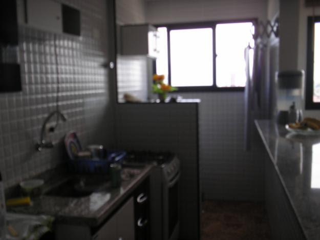 Flat de 1 dormitório em Antártica, Praia Grande - SP