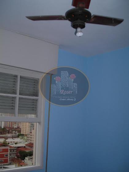 Kitnet de 1 dormitório em Embaré, Santos - SP