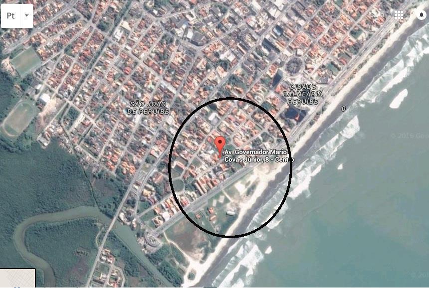 Terreno à venda em Arpoador, Peruíbe - SP