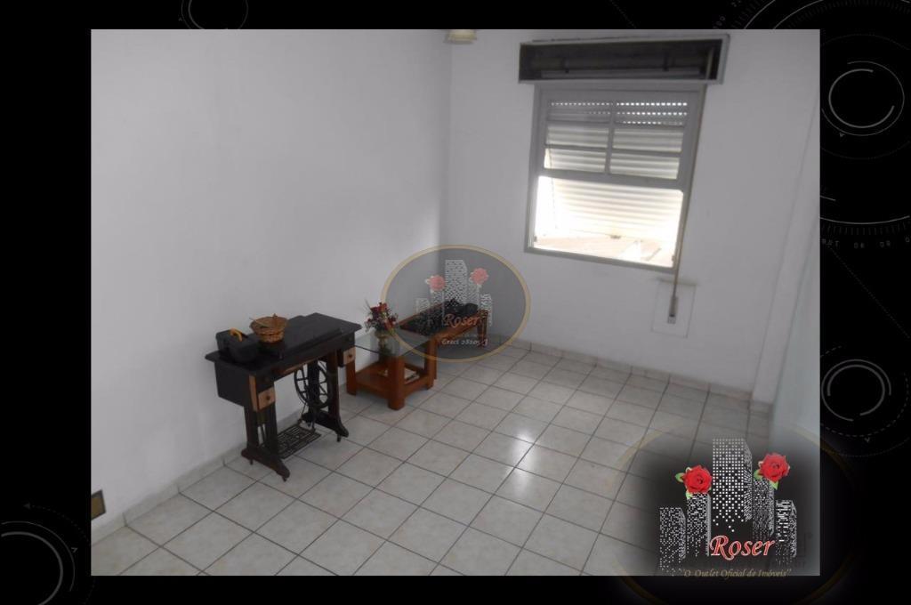 Apartamento de 3 dormitórios em Centro, São Vicente - SP