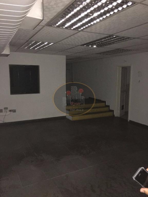 Loja para alugar, 600 m² por R$ 17.000,00/mês - Centro - Santos/SP