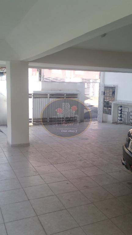 Cobertura de 2 dormitórios à venda em Jardim Santo Alberto, Santo André - SP