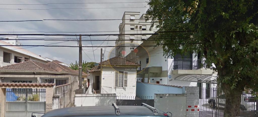 Terreno à venda em Boqueirão, Santos - SP