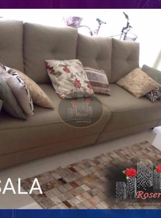 Apartamento de 4 dormitórios à venda em Vila Alzira, Guarujá - SP